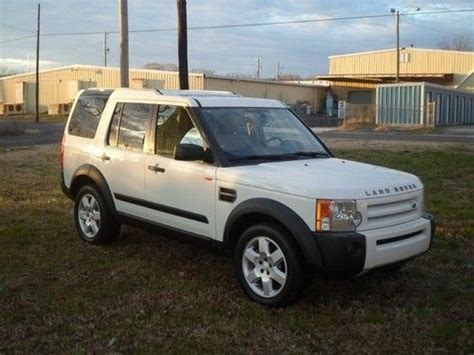 land rover bank purchase used 2005 land rover lr3 bank repo absolute