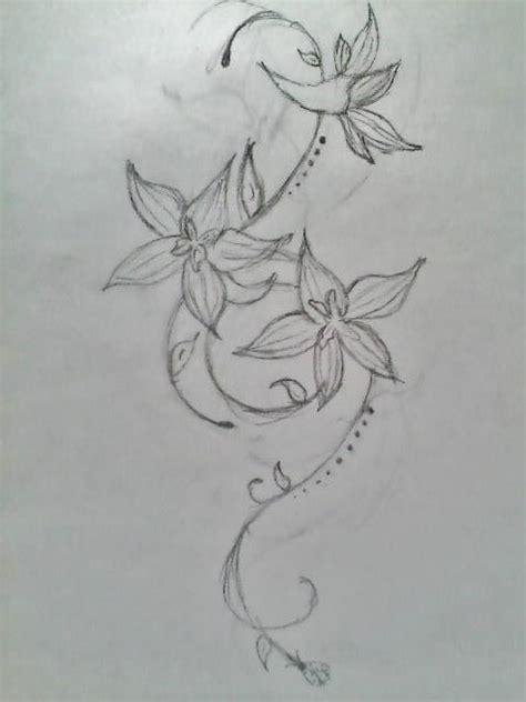larkspur flower tattoo designs larkspur flower design july birth flower tattoos and