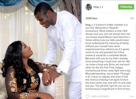 Taye Tawo Celebrates 12th Wedding Anniversary   Olori Supergal