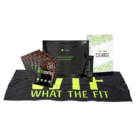 Fit Pack it works what the fit pack fit5 it wrap
