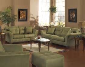 Living Room Furnishings Best Inspiration Decorating Modern Green Living Room