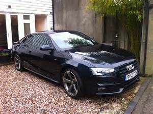 audi a5 black edition 211ps for 24 hours damn it s