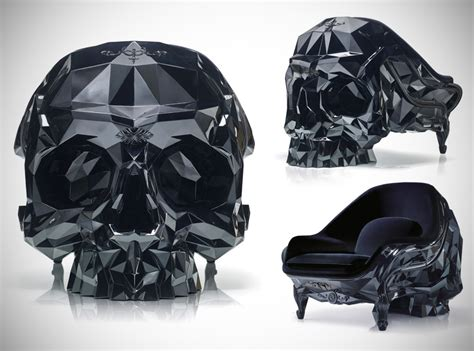 skull armchair awesome skull armchairs go from concept to a reality and these images prove it