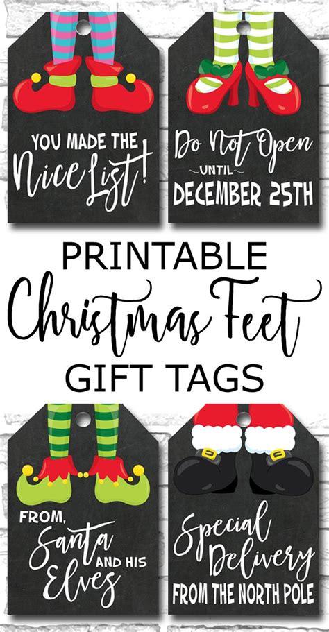 printable christmas gift tags holiday gift tags christmas tags holiday tags xmas tags elf