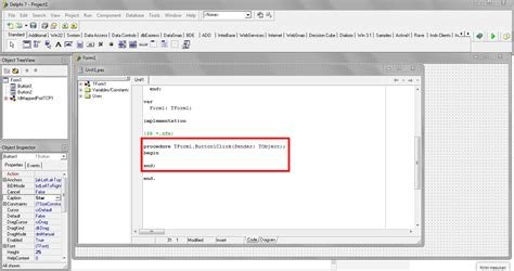 tutorial delphi 7 manual tutorial cara buat inject delphi 7 akatsukihackblog