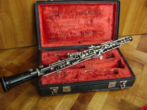 Handmade Oboe Reeds For Sale - oboe for sale superb amati hautbois made in republic