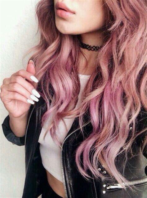 beautiful colored hair beautiful colored hair dyed hair