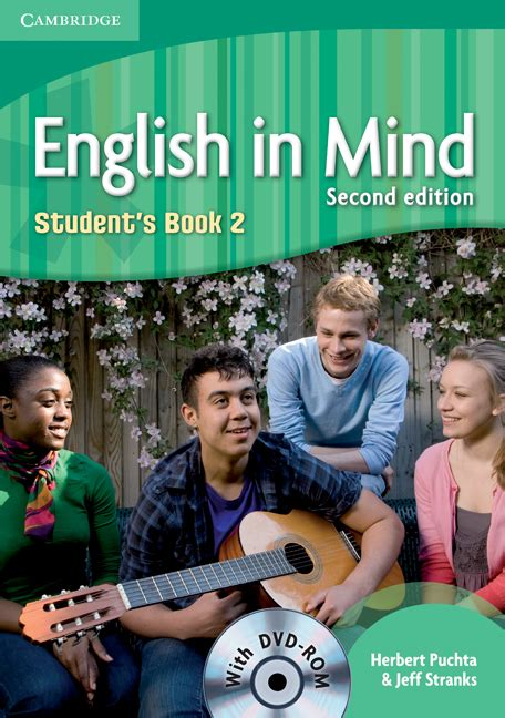 american english in mind student s book starter english in mind second edition student s book with dvd rom level 2 by herbert puchta jeff