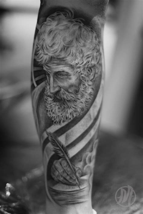 st matthew tattoos pictures to pin on pinterest tattooskid