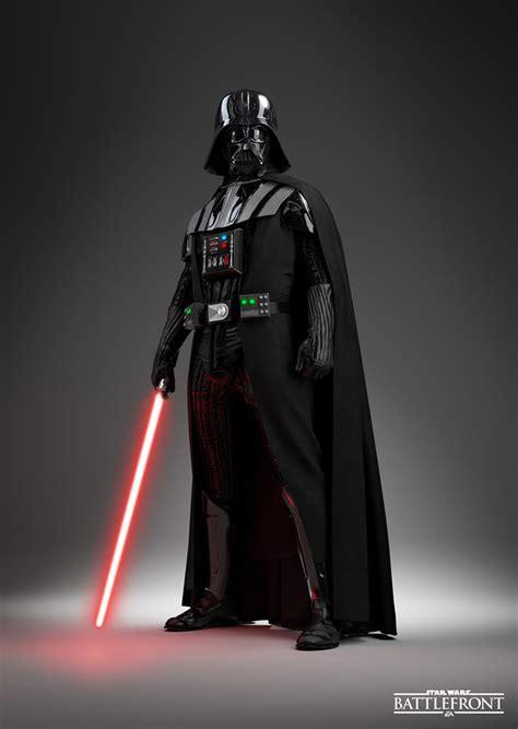 Darth Vader Wars wars battlefront screens show skywalker vader hoth