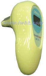 Omron Digital Ear Thermometer Mc 510 omron mc 510 ear thermometer 歐姆龍電子探熱針 龍華醫療