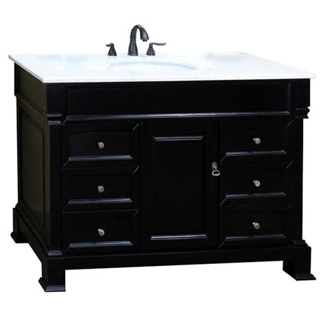 vanity single sink 60 inch traditional single sink vanity in bathroom vanities