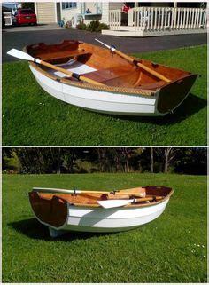 nesting dory boat nesting eastport pram rowing and sailing dinghy dory