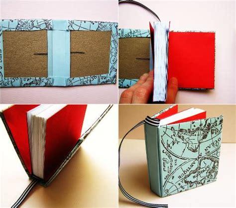 Diy Handmade Book - jak samemu zrobi艸 notes album itd na pomys蛯y zszywka pl