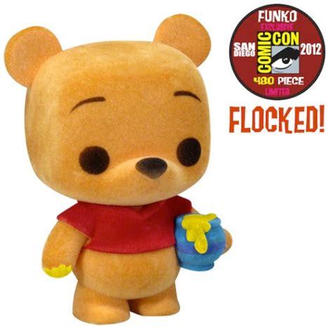 Funko Pop Winnie The Pooh Pooh Flocked winnie the pooh pop flocked
