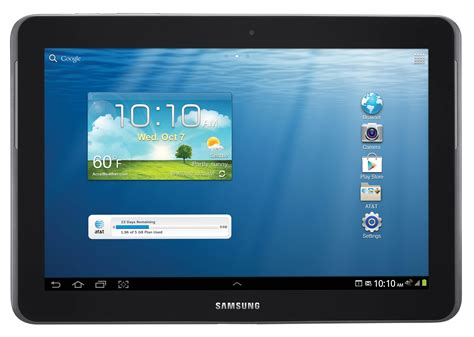 samsung galaxy tab 2 10 1 launching on at t november 9th