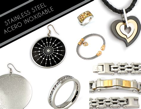 stainless steel for jewelry stainless steel acero