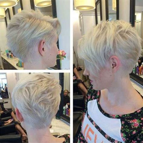 undercut haircut for thin hair 15 pixie cut for thin hair short hairstyles 2017 2018