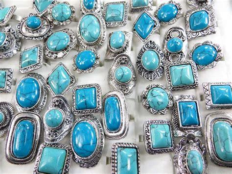 Blue Rectanguler Fashion Bag Import 200 pcs wholesale rings bulk fashion jewelry cheap lot
