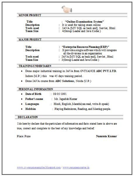 10000 cv and resume sles with free computer science and engineering resume sle