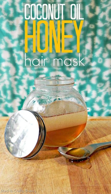 hair mask diys tricks gift coconut honey hair mask best diy tricks