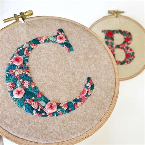 embroidery letters pin by totaro on embroidery embroidery letters