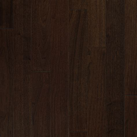 Smooth, Black Walnut Medieval   Vintage Hardwood Flooring