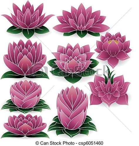 lotus clip art and stock illustrations 4 141 lotus eps