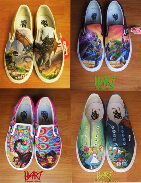diy shoes paint wear your on your sole gobsmackingly artistic