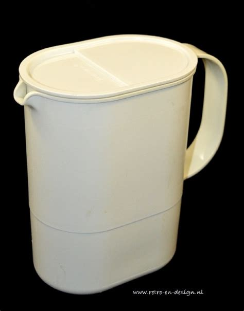 Tupperware Lucky Pitcher 1l tupperware pitcher jug 1l recently sold retro design 2nd collectibles webshop