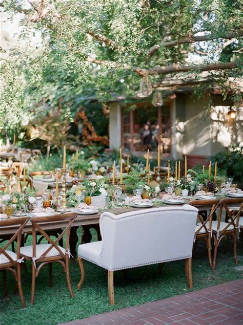 backyard wedding rentals backyard garden wedding pasadena archive rentals