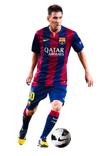 imagenes png de jugadores de futbol messi por enriquezarq los jugadores fotos del f c