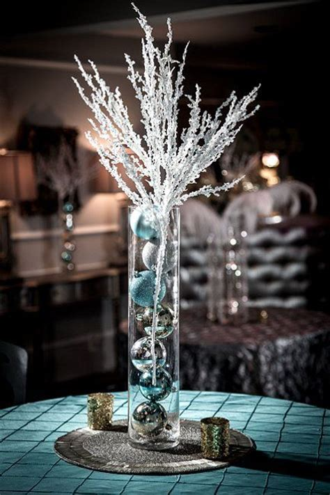 winter wedding table centerpieces 3 diy winter centerpiece diy do it your self