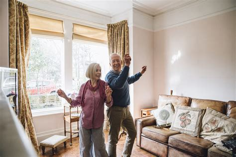 living room dancers senior stock images royalty free images
