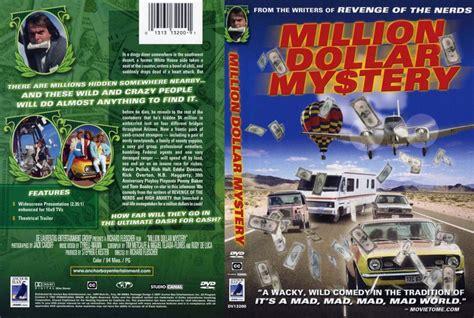 The Million Dollar Mystery million dollar mystery dvd scanned covers