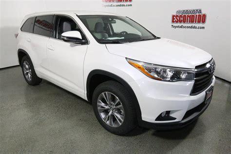 Toyota Highlander Le Plus New 2016 Toyota Highlander Le Plus Sport Utility In