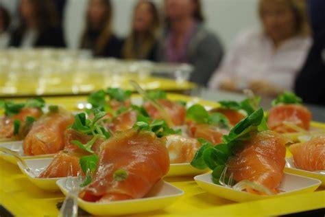 cucina finger food la cucina creativa in miniatura il finger food fresco pesce