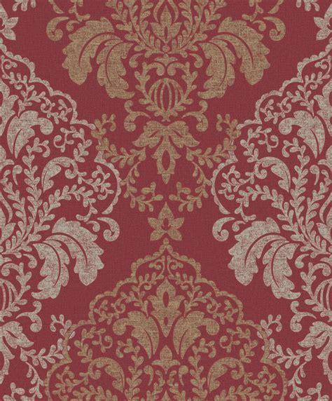 red damask wallpaper home decor red damask wallpapers 51 wallpapers hd wallpapers