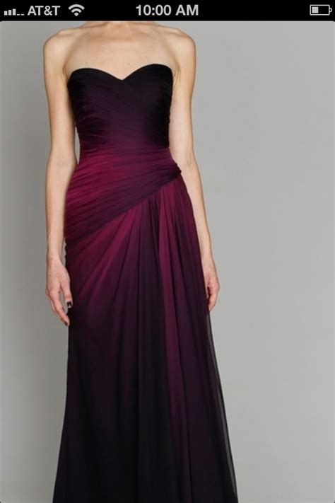 plum colored of the dresses plum colored dress my style