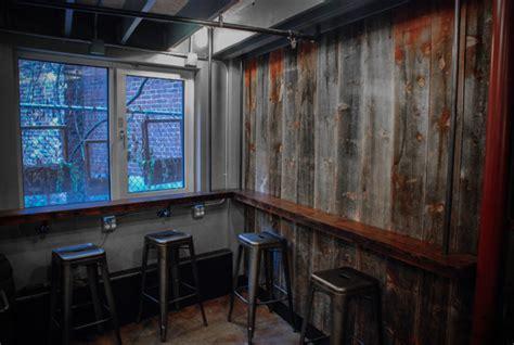 Longleaf Lumber   Reclaimed Café Tables