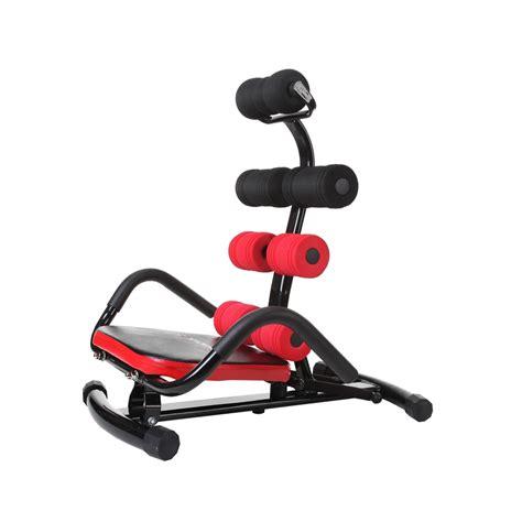 confidence ab zone flex abdominal exercise machine