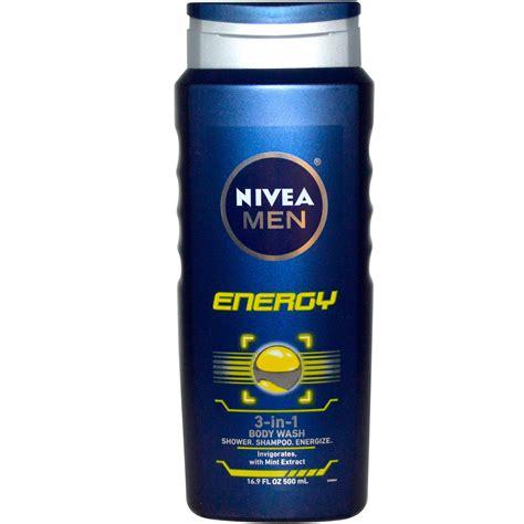 Us 3in1 Wash nivea 3 in 1 wash energy 16 9 fl oz 500 ml iherb