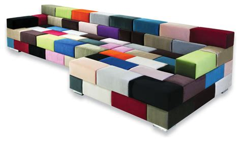 Colorful Sectional Sofas Colorful Sectional Sofa Centerfieldbar