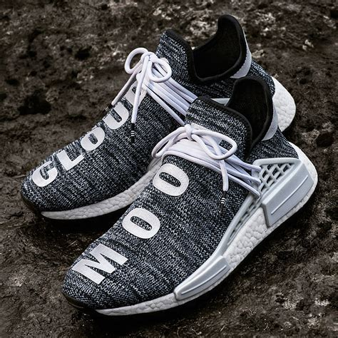 pharrell adidas nmd human race trail release info sneakernews