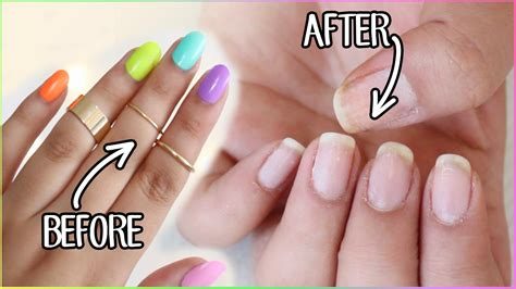 artificial nails hellomaphie how to remove nails