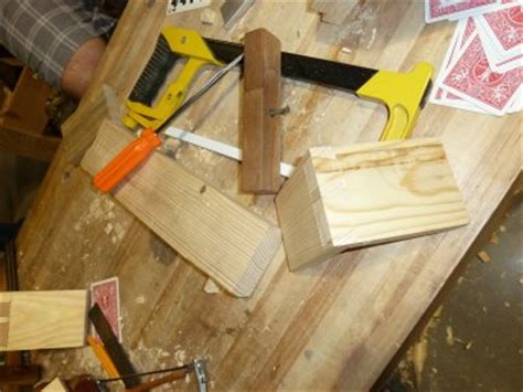 Hand Cut Dovetails Paul Sellers Router Forums