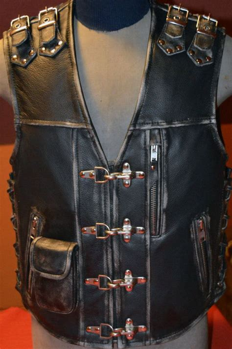 Handmade Vests - 25 best ideas about biker vest on biker