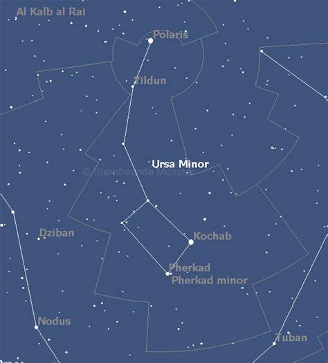 kleine wagen sternbild sternfreunde m 252 nster sternbild kleiner b 228 r