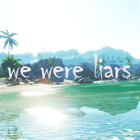 we were liars we were liars edit