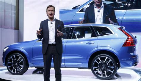 volvo wont   diesel engines  launch pure electric car   ceo autos